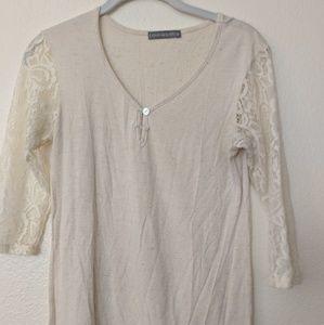 3/4 sleeve shirt from Stitch Fix